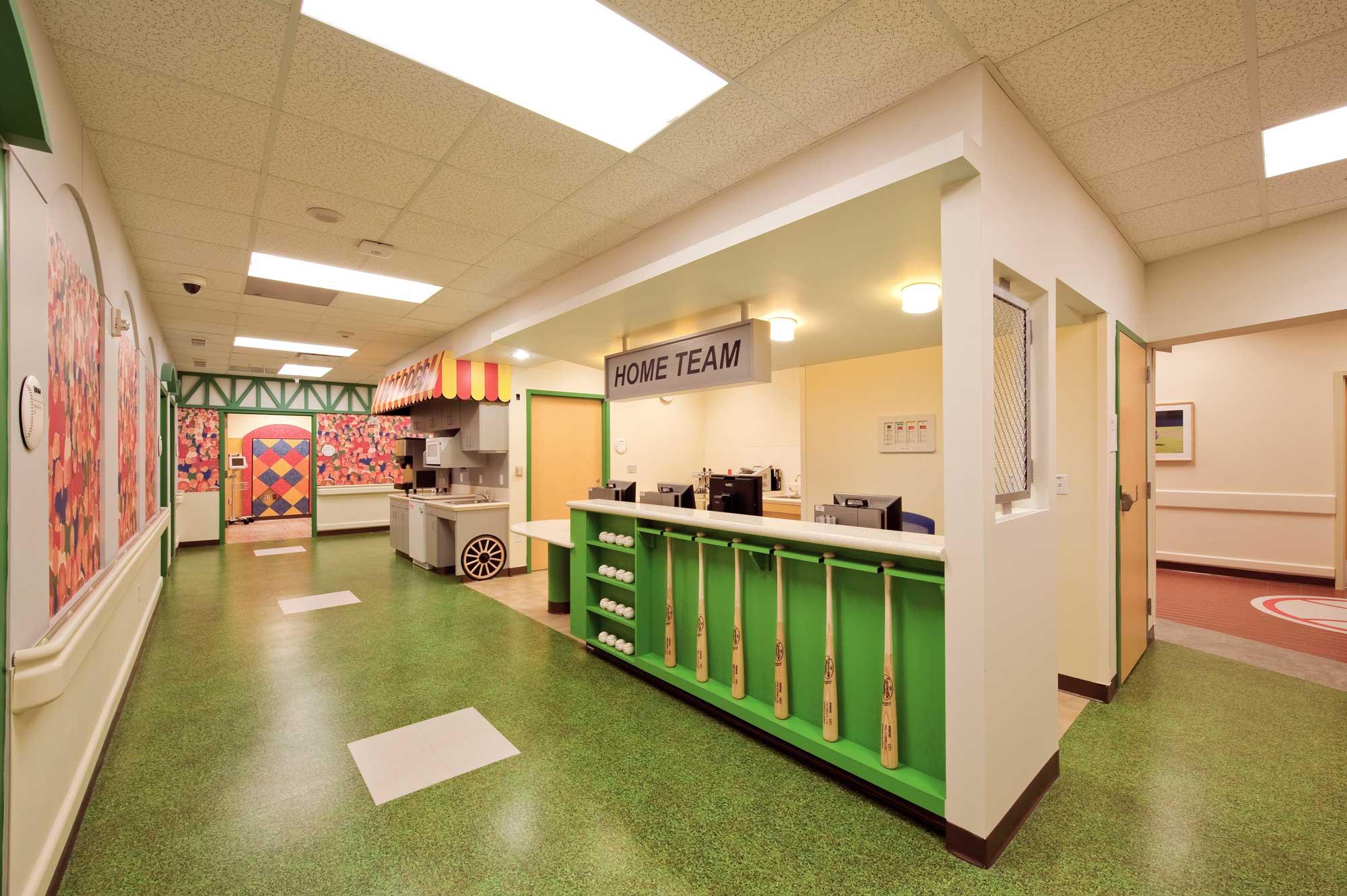 Memorial Hermann Children's Hospital – 8th Floor