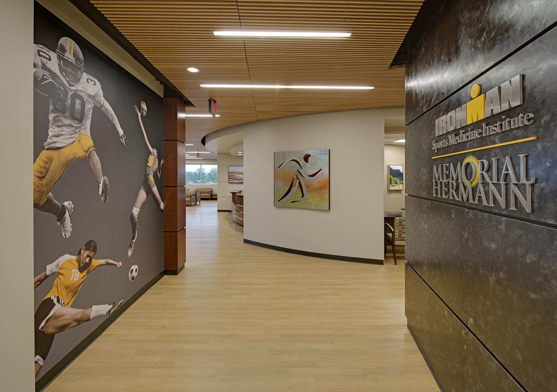 Memorial Hermann – Ironman Sports Medicine Institute